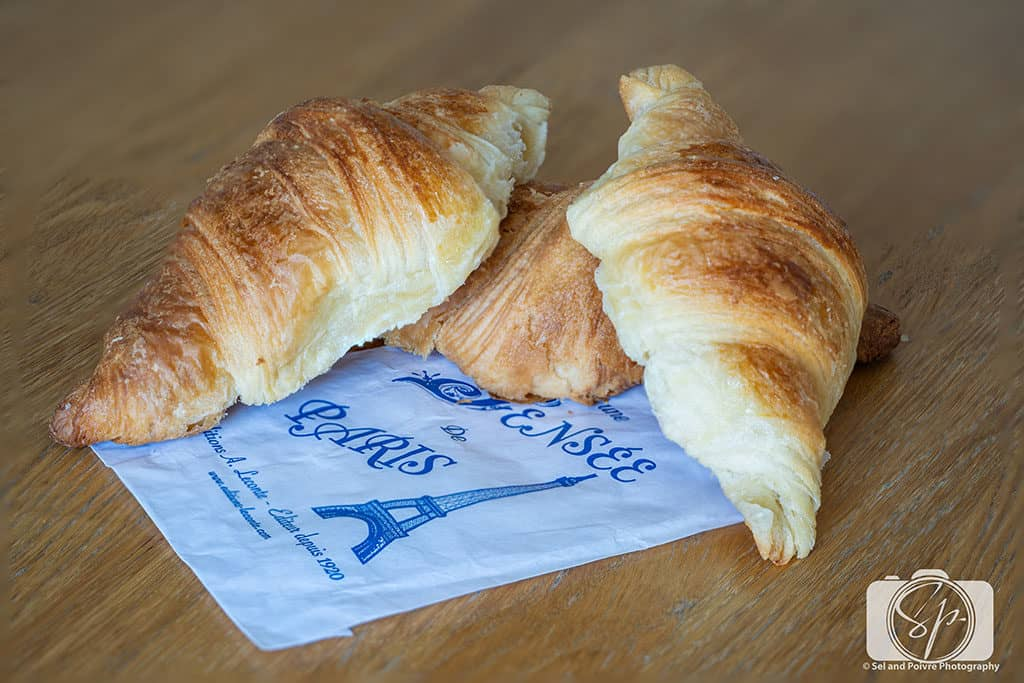 A Typical French Breakfast_Croissant