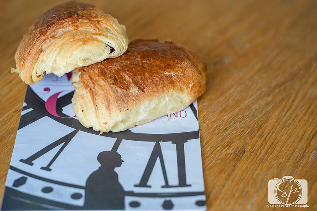 A Typical French Breakfast_Pain au Chocolate