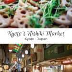 Kyoto Japan Nishiki Market