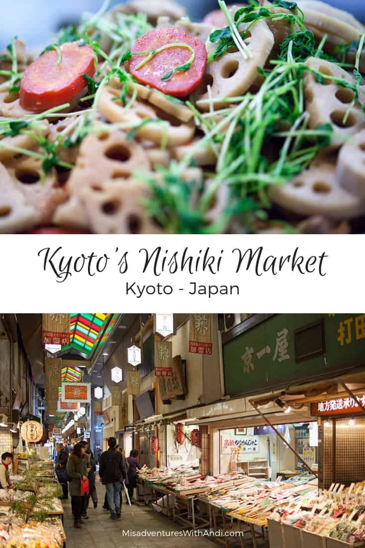 Kyoto's Nishiki Market
