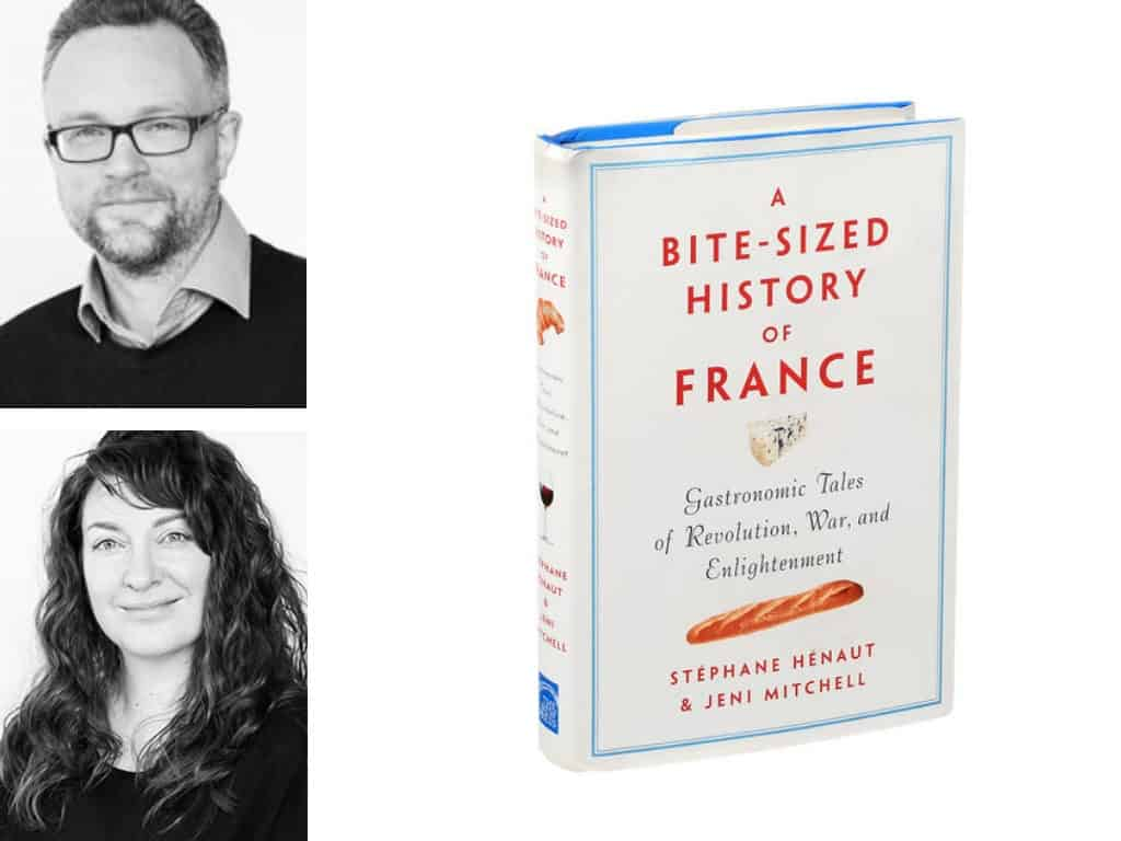 A Bite-Sized History of France by Stephane Henaut and Jeni Mitchell