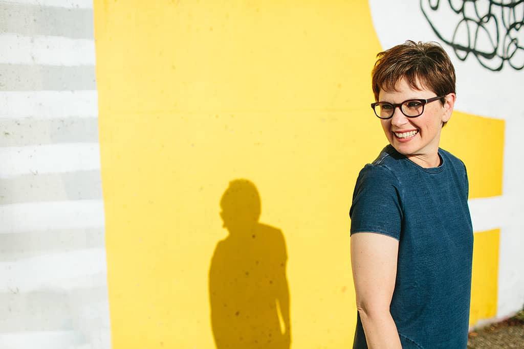 Andi Yellow Wall_Photo credit