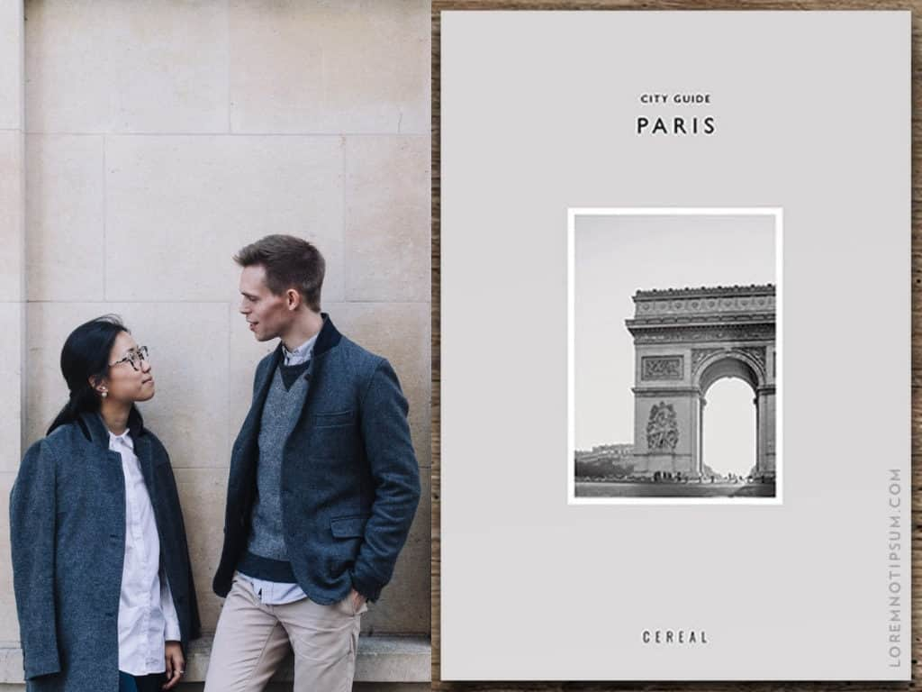 Cereal City Guide_ Paris by Rosa Park and Rich Stapleton