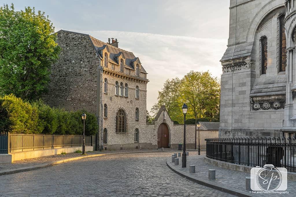 Paris-Montmartre Sacre Couer