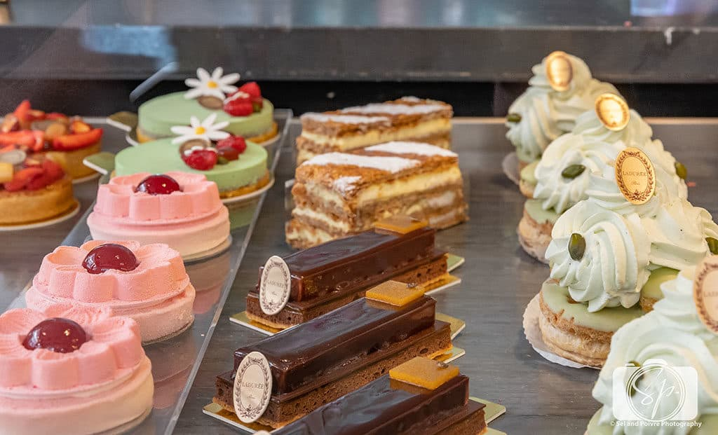 Paris-Pastries