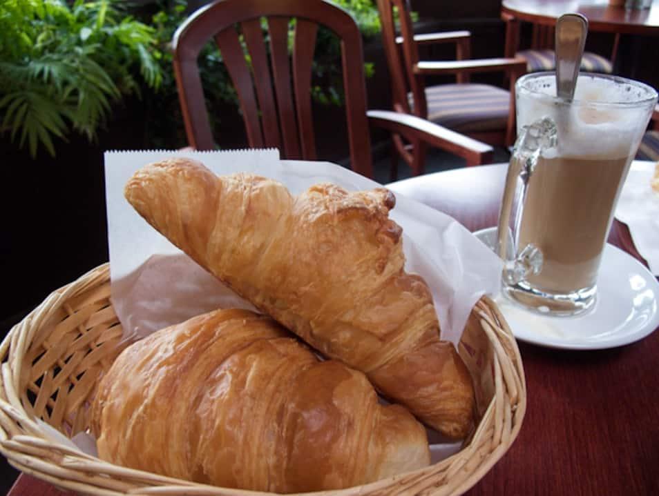 Pattiserie Bechler Croissant