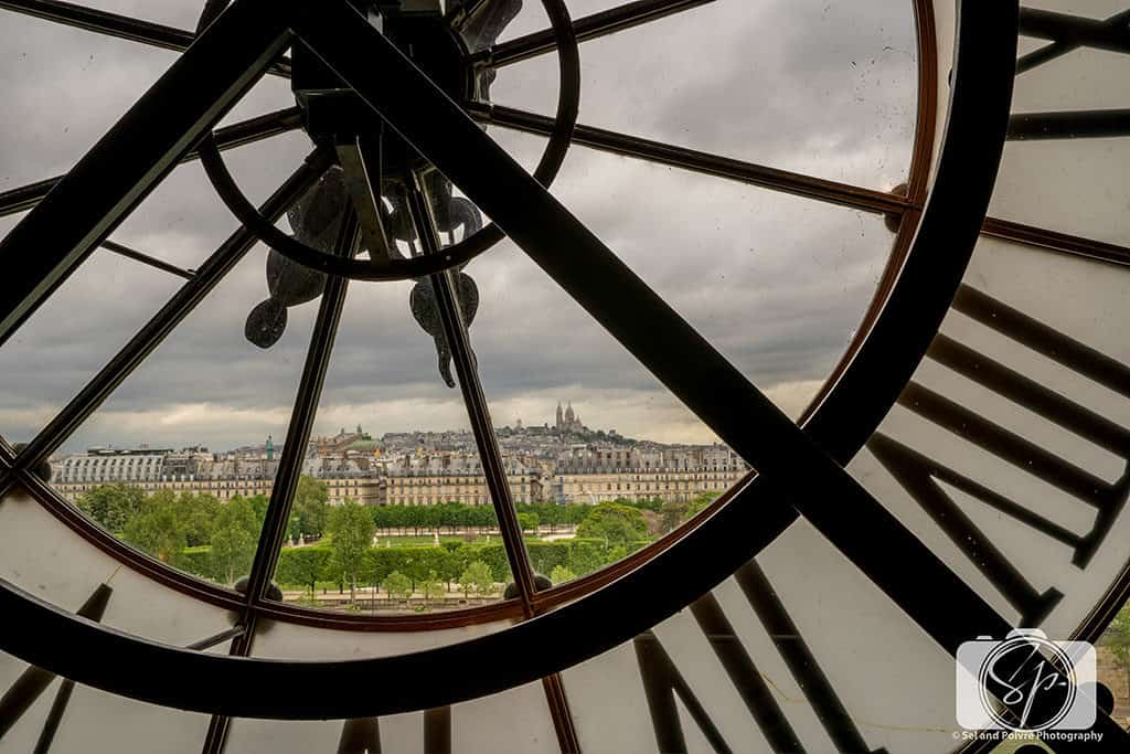 Paris Orsay Clock
