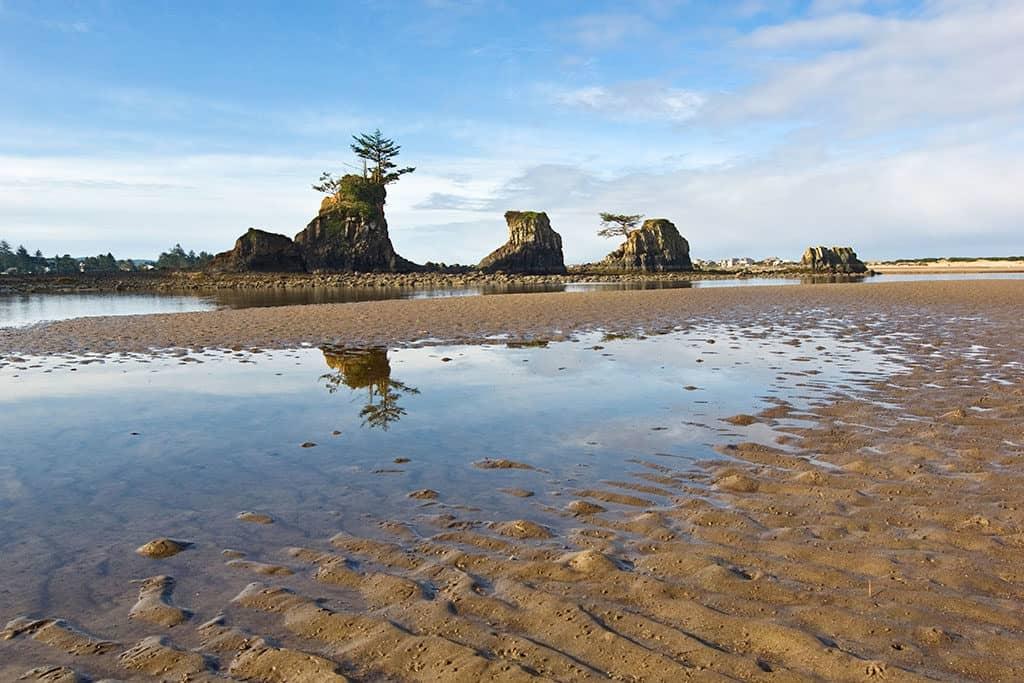 Three Brothers Rock Landmark
