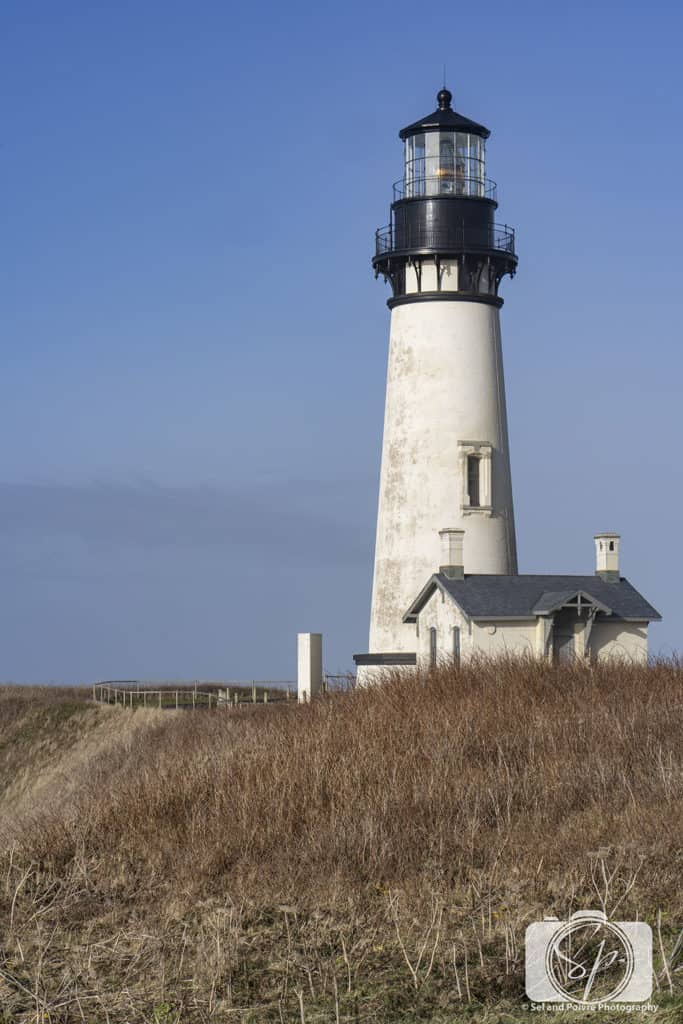 Yaquina Lighthouse Oregon-Coast
