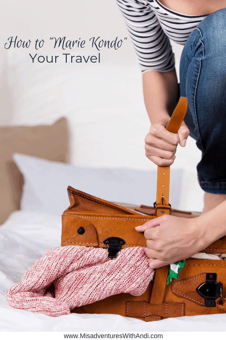 How to Marie Kondo Your Travel