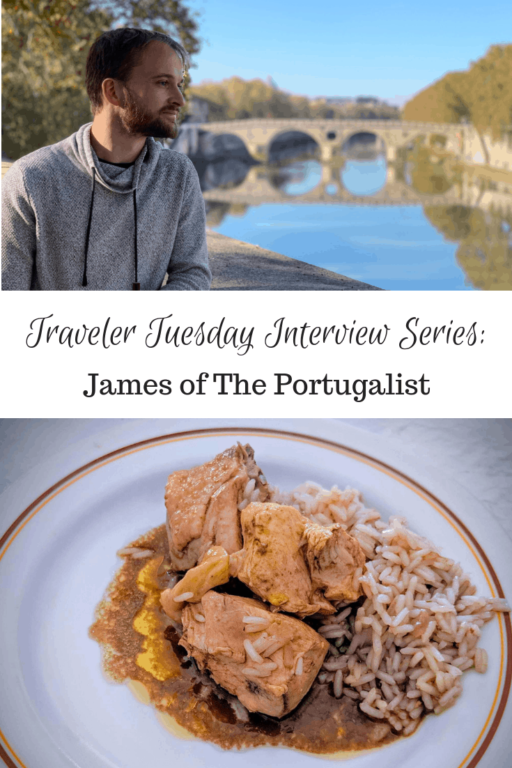 Traveler Tuesday - James of The Portugalist