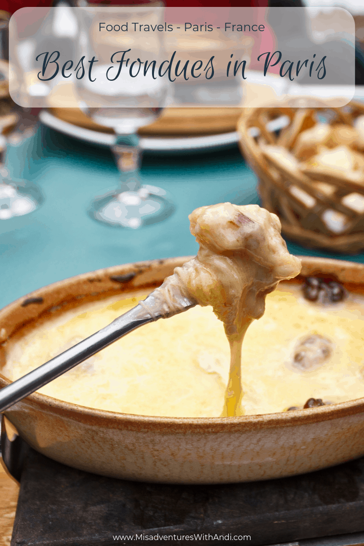 Best fondues in Paris