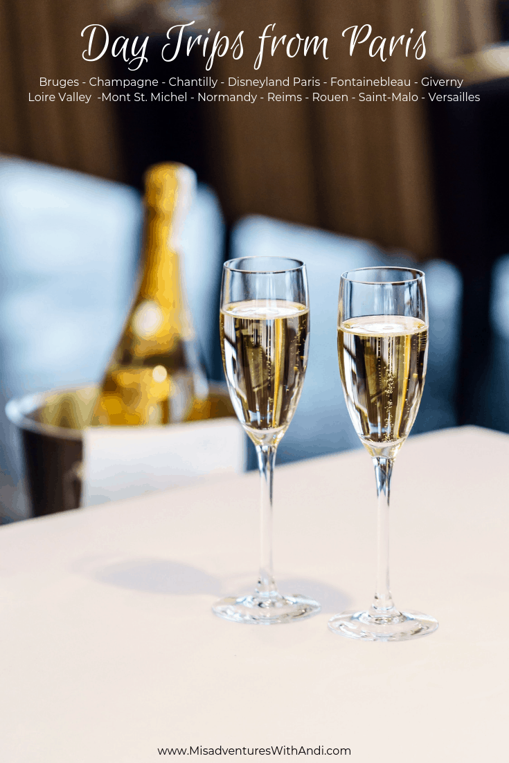 Day Trips from Paris France - Champagne