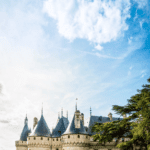 Day Trips from Paris France - Chateau