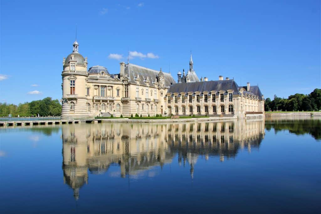 Day trips from Paris - Chateau de Chantilly -Anna Liddell of My Travel Scrapbook