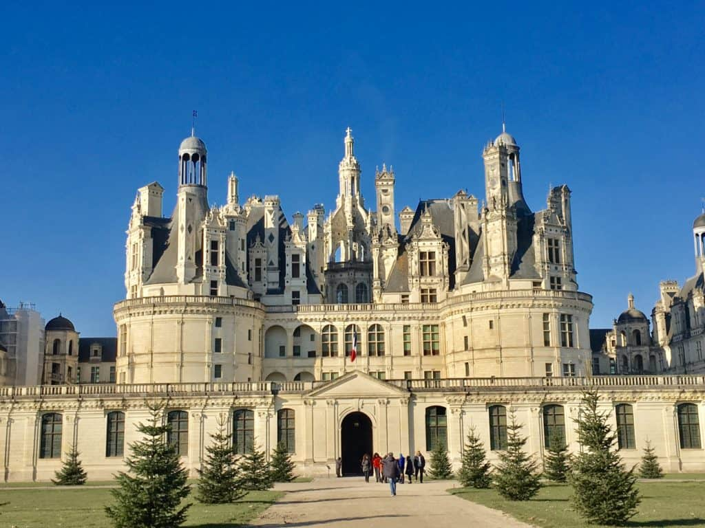 Day trips from Paris - Loire Valley from Paris, Chateau de Chambord photo credit Carol Perehudoff