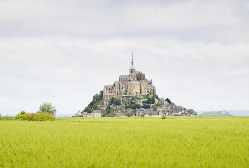 Day trips from Paris - Mont-St-Michel