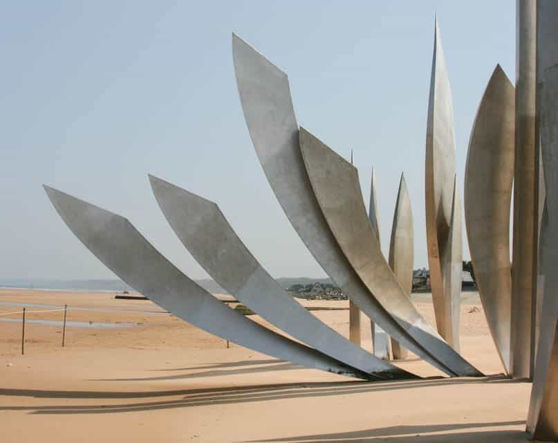 Day trips from Paris - Normandy - Cacinda of Points and Travel