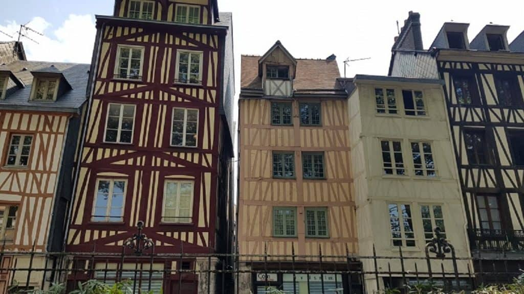 Day trips from Paris - Rouen - Photo credit Cazzy Magennis of Dream Big, Travel Far