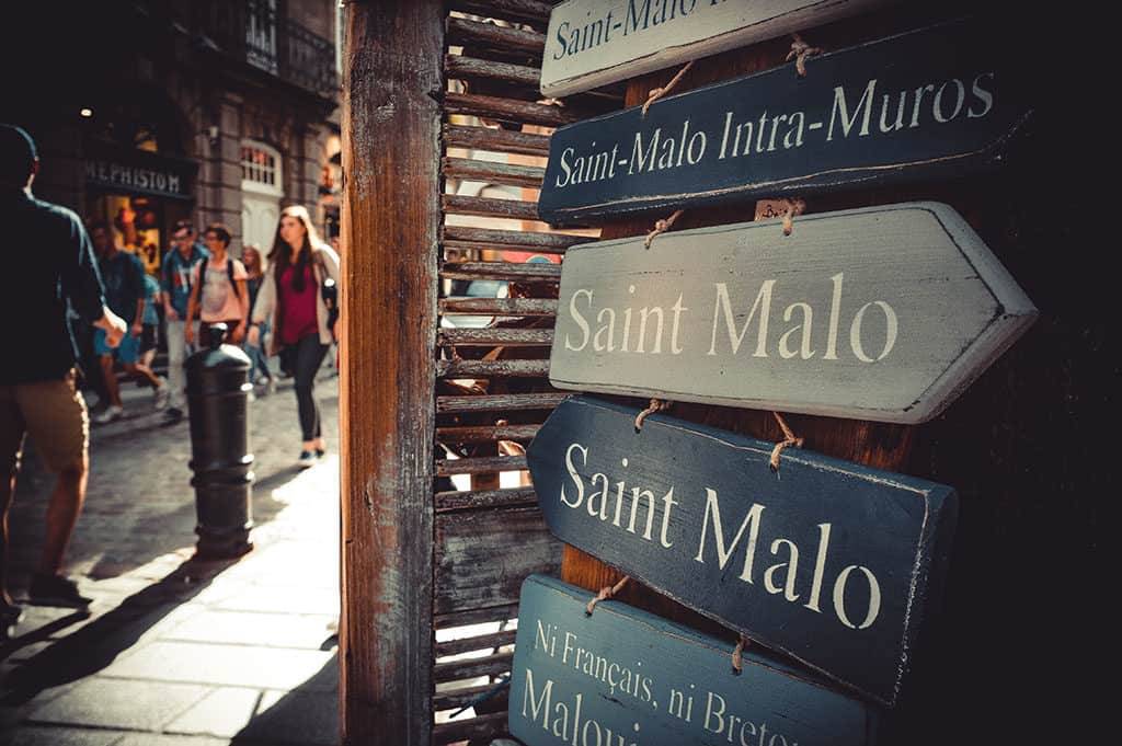 Day trips from Paris - Saint-Malo