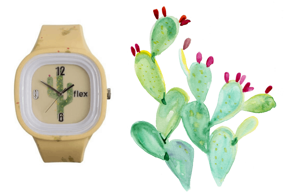 Flex Watches Prickly Pear (1)
