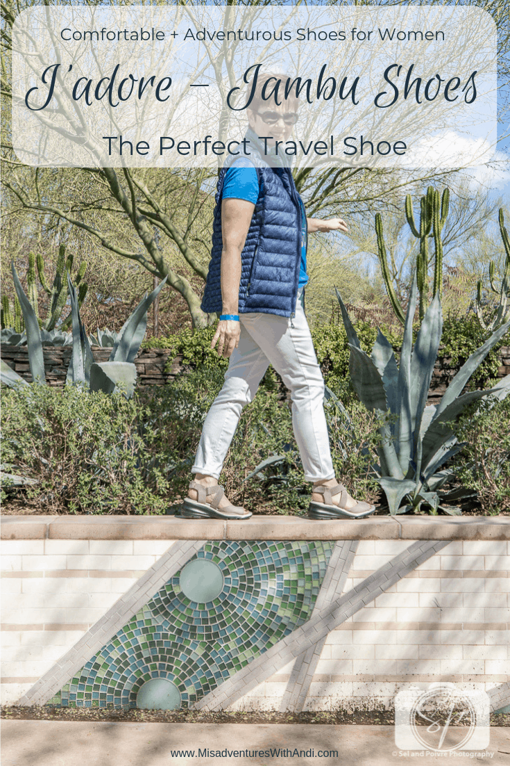Jambu Shoes Lilly Taupe Great Shoes for Travel