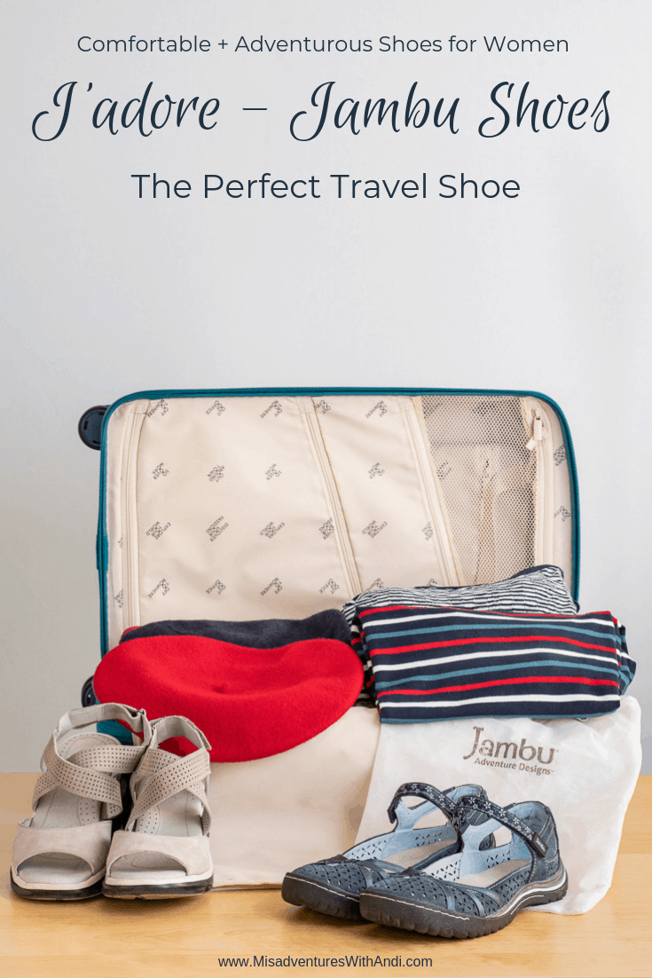 Jambu Shoes Great Shoes for Travel