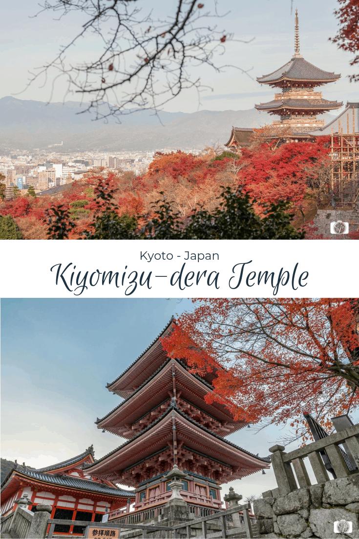 Kyoto - Kiyomizu-dera Temple