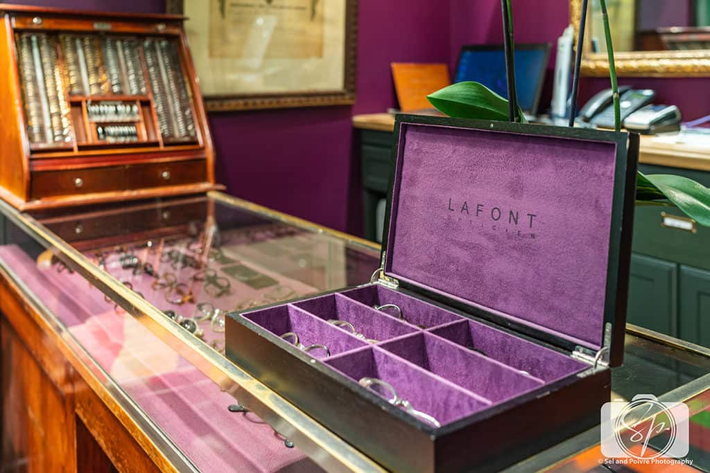 Lafont Paris Display in Paris