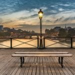 The Best Instagram and Photo Spots In Paris and Where To Find Them - Paris Bridges Pont des Arts hero