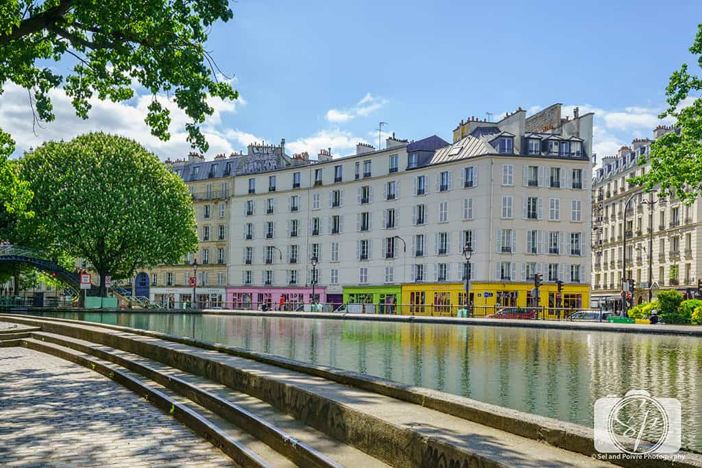 The Best Instagram and Photo Spots In Paris and Where To Find Them - Paris Neighborhoods Canal St Martin