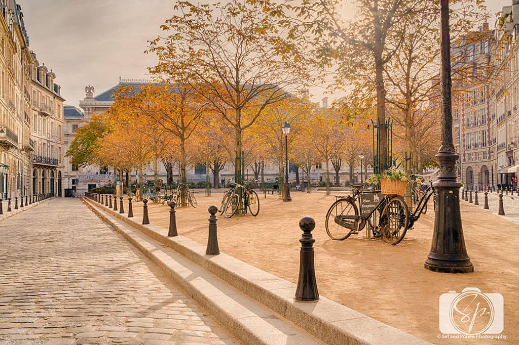 The Best Instagram and Photo Spots In Paris and Where To Find Them - Paris Places Place Dauphine