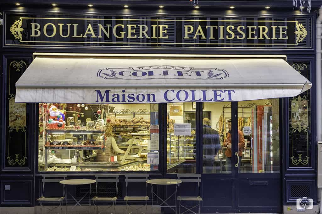 The Best Instagram and Photo Spots In Paris and Where To Find Them - Paris Storefront Maison Collet