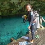 Traveler-Tuesday-Mo-of-Travelust-101_Cenote-dive