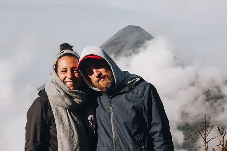 Traveler Tuesday - Pilar & Jorge of El Antitour in the Mountains