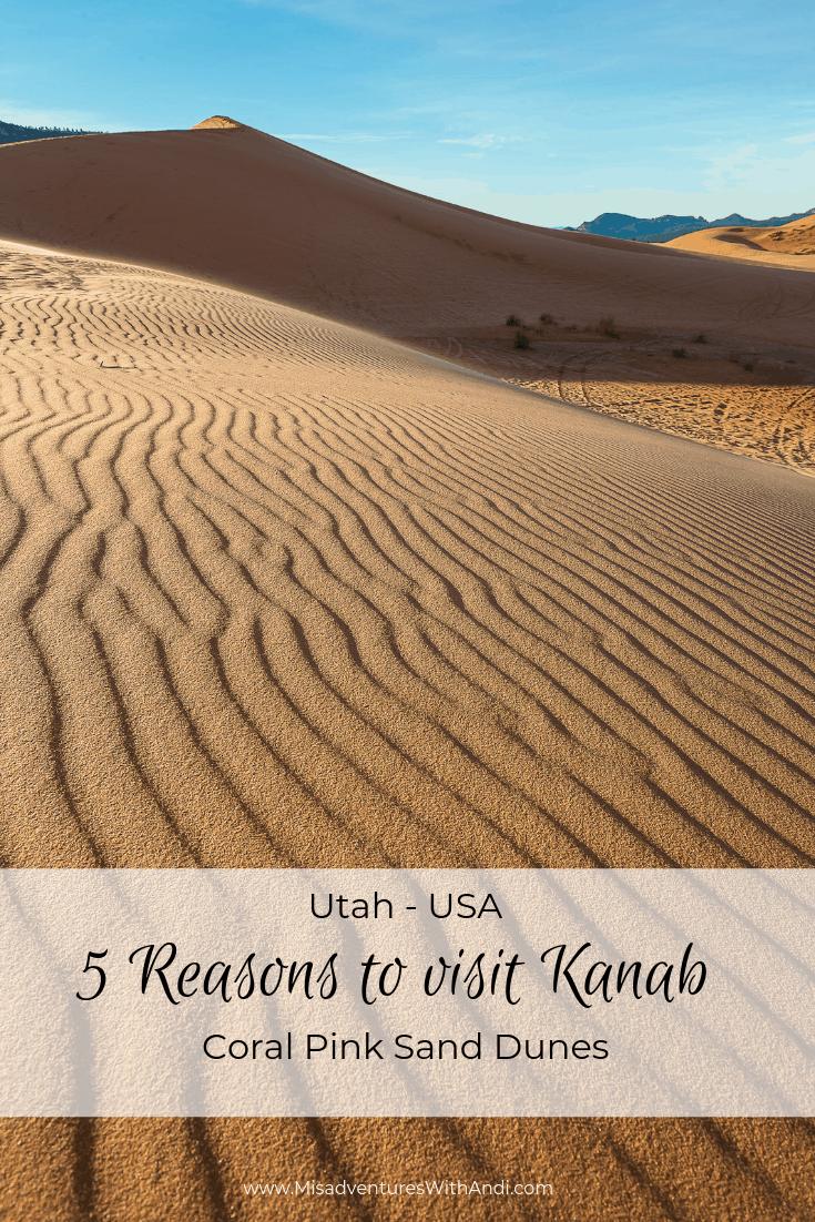 5 Reasons to visit Kanab Utah