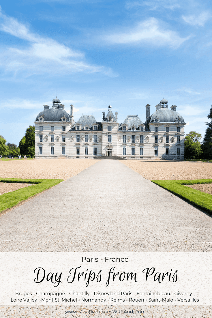 Day Trips from Paris France - Loire Valley