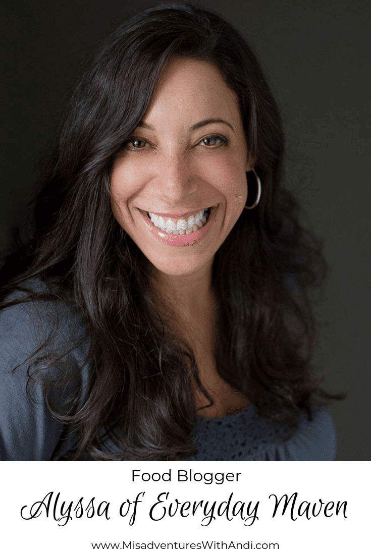 Food Blogger Alyssa of Everyday Maven