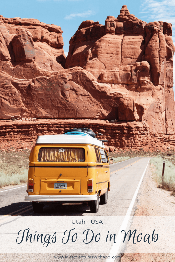 Things to do in Moab Utah USA