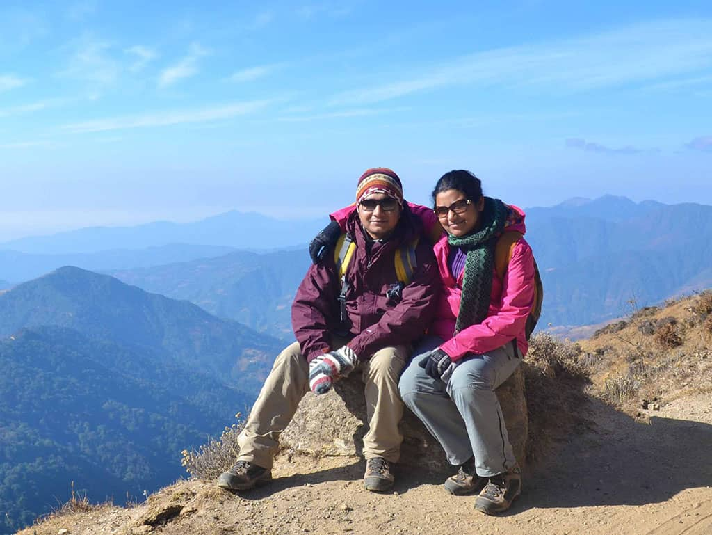 Traveler Tuesday - Amrita of Tale of 2 Backpackers_2-Backpackers-Couple-Travel-Blogger-India