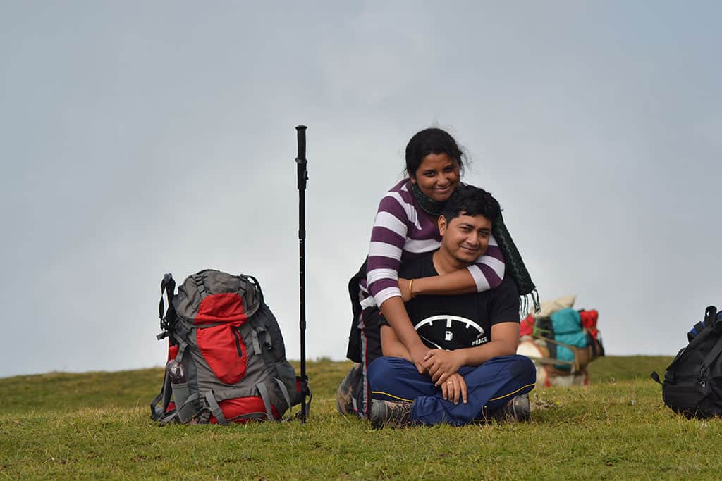 Traveler Tuesday - Amrita of Tale of 2 Backpackers_Roopkund Trek