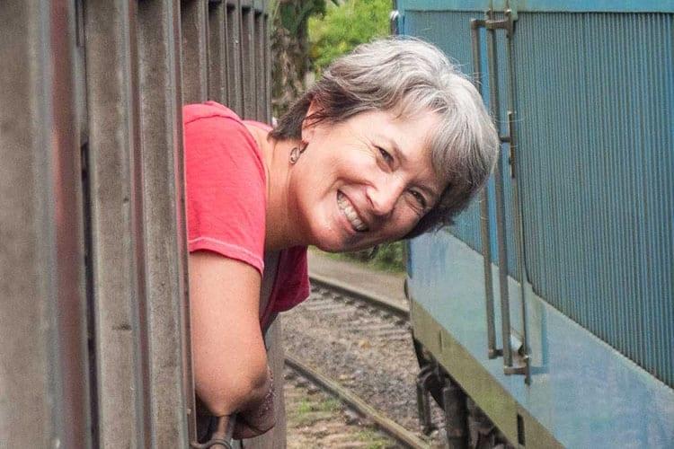 Traveler Tuesday - Carol of Wayfaring Views