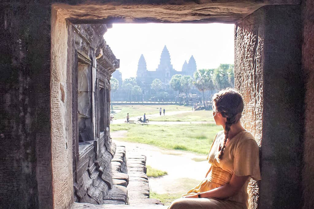 Traveler Tuesday - Lauryn of Le Travels_ I had the most culture shock in Cambodia, but my time there was life changing