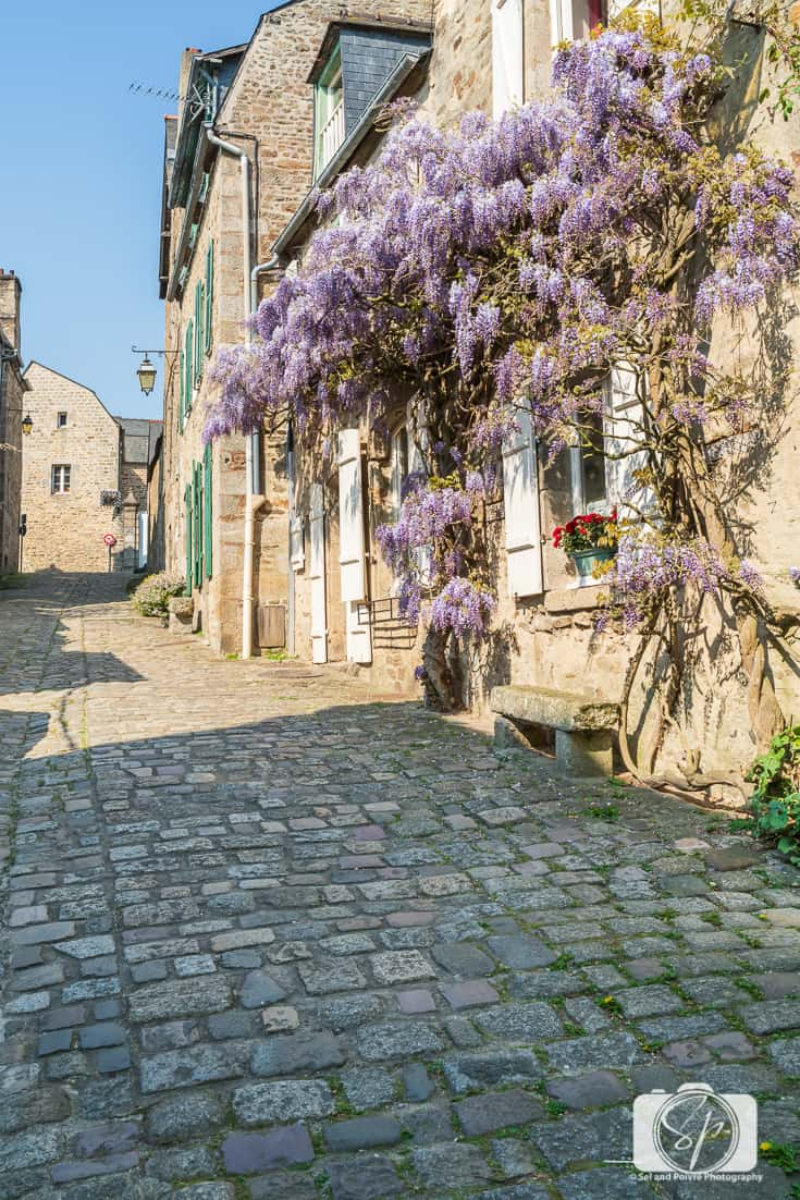 Beautiful home on Le Bignon Guy in Dinan France