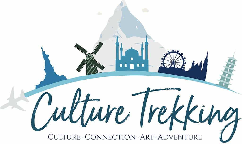 Culture Trekking Logo