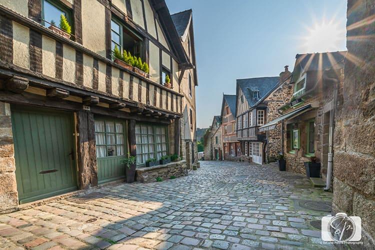 Dinan Brittany France