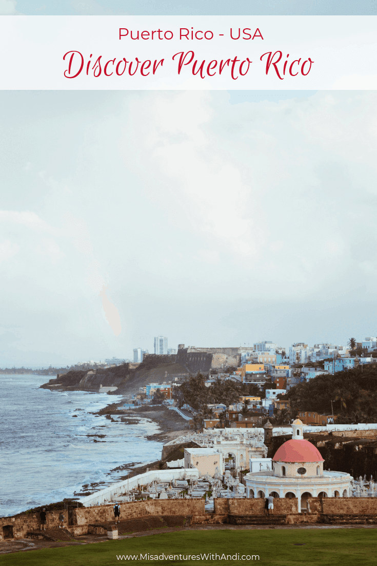 Discover Puerto Rico USA