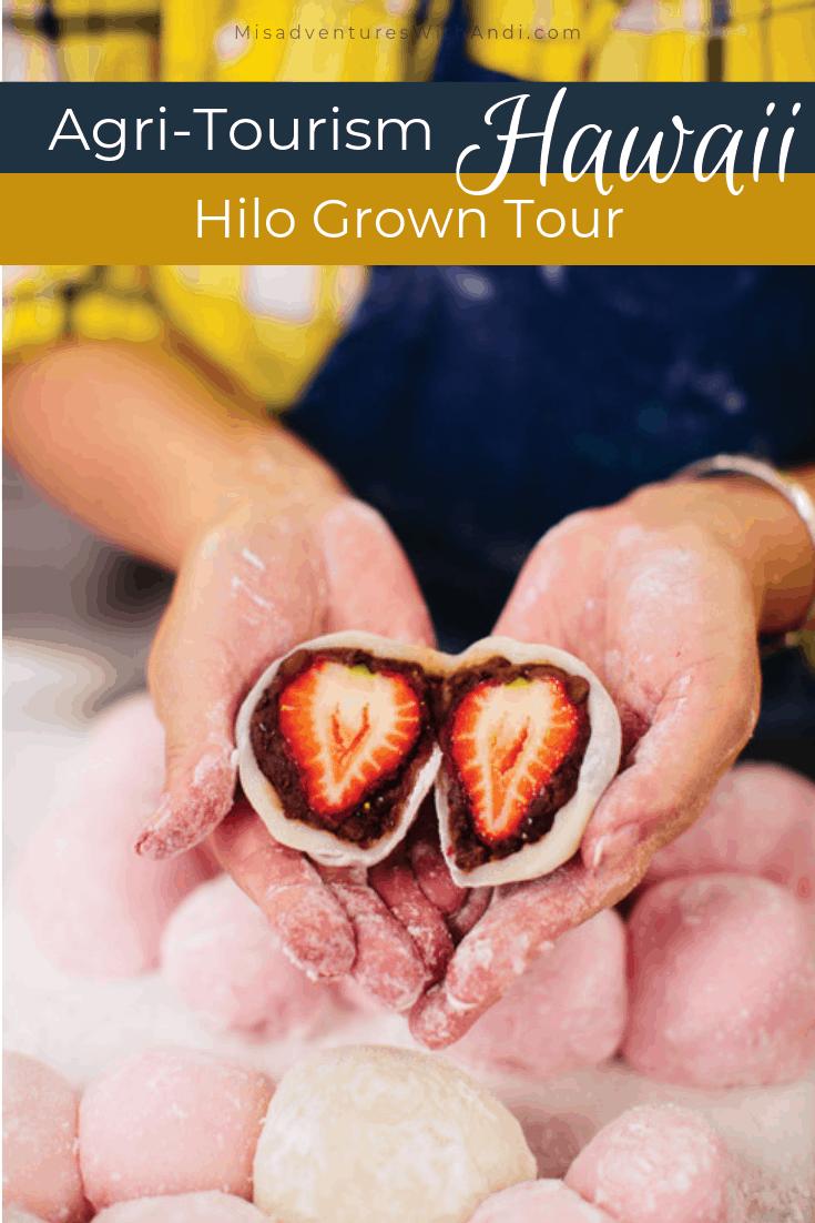 Hawaii – Hilo Grown Tour USA