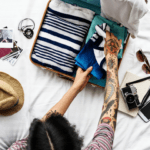 How to Marie Kondo Your Travel - Packing