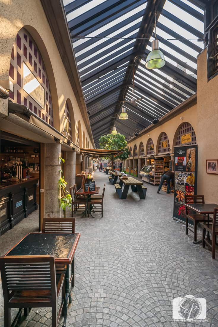 Les Halles de Dinan - Dinan Food Hall in Dinan Brittany France